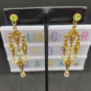 Vintage ⚜️ Earrings
